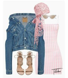 Pin by taty 🍫 on outfit inspo одежда Cute Swag Outfits, Girly Outfits, Trendy Outfits, Summer Outfits, Urban Fashion, Teen Fashion, Fashion Outfits, Womens Fashion, Polyvore Outfits