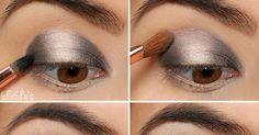 LuLu*s How-To: Halo Smokey Eye Shadow Tutorial | Smokey Eye, Halo and Eyes