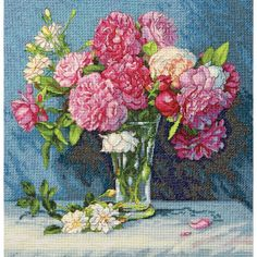 Dimensions Gold Counted Cross Stitch Kit Mary's Bouquet at Joann.com