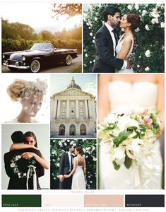 Rose and Ruby Paper Co Inspiration Board | Bridal Musings Wedding Blog 4