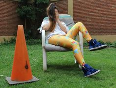 Romwe Bart Simpson Leggings, Supra Footwear Blue Velvet Supra