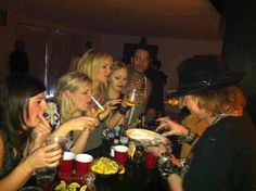 Axl Rose and fans