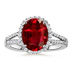When only the best will do. This heirloom collection ring features an extraordinary ruby, hand-picked for its perfect color and immense brilliance. A level of quality usually reserved for museums and royalty, this ruby is rare, exotic and indescribably beautiful. Set by the finest craftsmen, this ring will speak volumes now, and tell your story for generations to come.