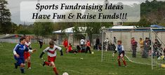Sports Events are fantastic fundraising events to raise great funds and have fun at the same time. Find some great Sports Fundraising Ideas here. (Photo by Youssef Chaker off Flickr.com)