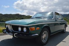 Take a look at this 1970 #BMW 2800CS for #ThrowbackThursday #TBT