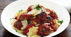 Bring the family together over Italian beef meatballs - there's a mouthful of flavour in every bite!