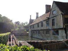 Ightham Moat, Kent, UK
