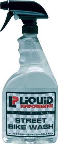 Liquid Performance Racing Premium Street Bike Wash  128oz 14 >>> You can get more details by clicking on the affiliate link Amazon.com.