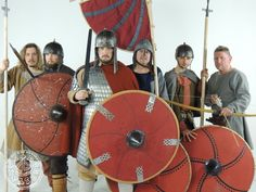Merovingian, Beowulf, Armours, Medieval Armor, Dark Ages, Troops, Warriors, Vikings, Empire