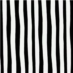 Celebrate Seuss! Minky Cuddle Squiggle Stripe Black/White
