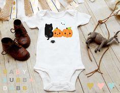 Boo Halloween Onesies®, Halloween Onesie, Baby Girl Onesie, Baby Boy Onesie, Baby Shower Gift, Cute Onesie, Cute Halloween Shirt, Bat Shirt