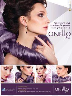 Cliente: Anello Jóias Serviço: Criação de Anúncio Publicação: Actual Magazine