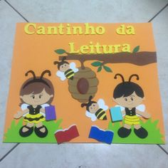 Kit sala de aula em EVA 5 Peças no Elo7 | Jumilanda Artes (B4186A) Crafts For Kids, Snoopy, Education, Professor, Elo 7, Character, Kit, Classroom Displays, 1st Day Of School