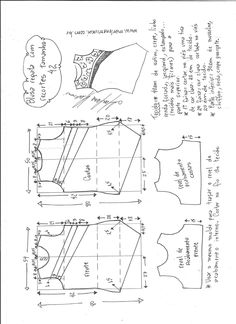Modeling the regalia blouse with diagonal cut-outs of size - embroidery Doll Clothes Patterns, Clothing Patterns, Sewing Patterns, Embroidery Techniques, Sewing Techniques, Big Size Fashion, Diagonal, Tambour Embroidery, Embroidery On Clothes