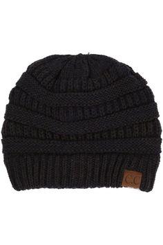64b641fb279 CC Chunky Knit Beanie. Slouch BeanieCc BeanieCc HatsWarmStylishAutumn ...