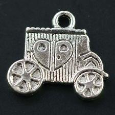 Hot Wholesale 10pcs Tibet Silver Charms Pendant DIY Jewerly 17x15mm T0496 0.88