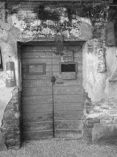 . Garage Doors, Outdoor Decor, Artwork, Home Decor, Work Of Art, Decoration Home, Auguste Rodin Artwork, Room Decor, Artworks