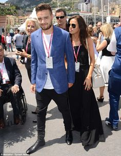 One Direction's Liam Payne holds hands with Sophia Smith at Monaco's Grand Prix | Daily Mail Online