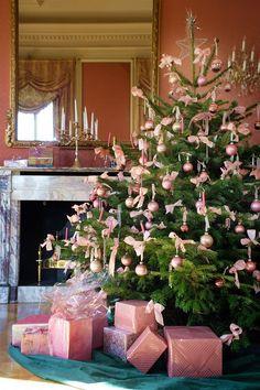 Decorating Christmas Trees