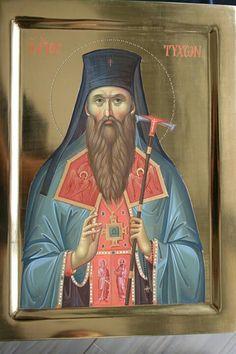 Byzantine Art, Byzantine Icons, Religious Icons, Religious Art, Sketchbooks, Saints, Baseball Cards, Children, Painting