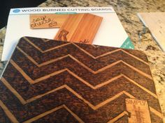 #DIY Wood Burning from March's TO DIY FOR Box by #darbysmart