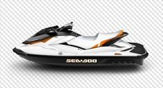 2014 Sea Doo GTI 130 Watercraft is designed for a maximum of three passengers, is equipped with more functions. New 2014 Sea Doo GTI 130 has two modes ride: Touring and Sport, has a smart brake and reverse'll maneuver with ease and feel safer than ev