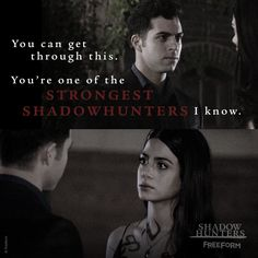 """S2 Ep8 """"Love Is a Devil"""" -  #Shadowhunters"""