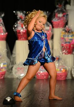 Honey Boo Boo Is Still Doing Pageants