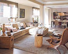 #Renovation flat in #Barcelona Interior Designer: Laura Masiques Jardí - Estudio Jardí