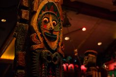 Totem Pole - Trader Sam's