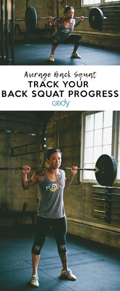 Wondering how your back squat compares to others who are your same size? Check out this helpful guide.