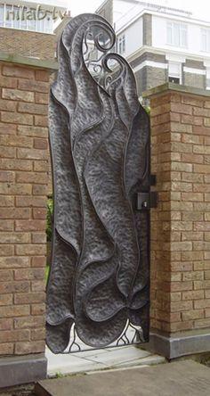 GOLDNILAB: Beautiful Garden Gate Ideas