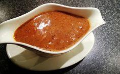 Blondie kookt: Rode wijn-champignonsaus