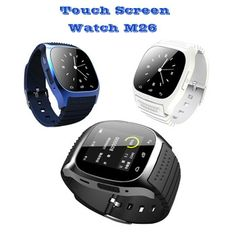 Hot Sales Touch Screen Android Smart Watch Bluetooth Smartwatch Phone WaterProof Sport Watch For Iphone and Android Phone Watch