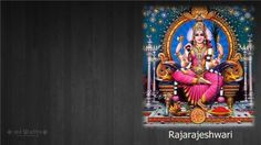 Rajarajeshwari - Spiritual / devotional - Wallpapers - Aryan blood