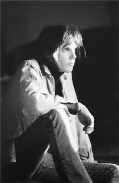 Neil Young by Graham Nash - voice like an angel.
