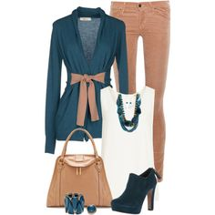 Comfy and Classy, created by kajones722 on Polyvore