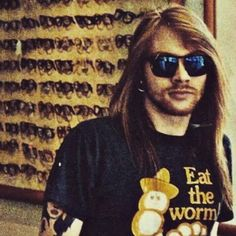 Axl...back in the day!