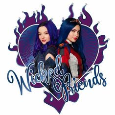 No falta la foto con su BBF a quien amo con el corazón Descendants Wicked World, Descendants Characters, Disney Channel Descendants, Disney Descendants 3, Descendants Cast, Descendants Videos, Descendants Pictures, Cameron Boyce, Dove Cameron