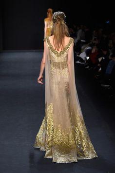 Badgley Mischka - New York Fashion Week - Fall 2015