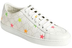 Step into the School Year with 100 Super Stylish Sneakers: Gucci Brooklyn Star sneakers