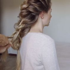 #hairstyles #weddinghairstyles #hairtutorials #hairvideos