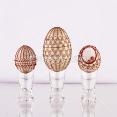 Wire egg — Stock Image #18737669