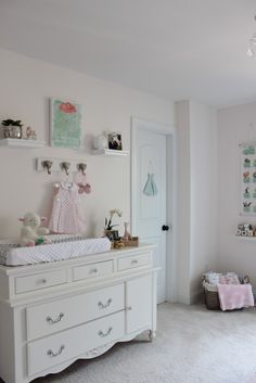 1869 Best Baby Girl Nursery Ideas Images In 2019 Child Room