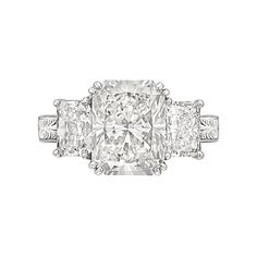 Estate+Betteridge+Collection+5.02+Carat+Radiant-Cut+Diamond+Ring aka just kidding myself