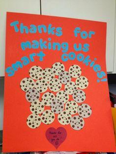 Teacher Appreciation week poster