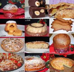Recetas de dulces navideños