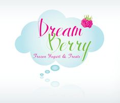 sweet logo design for dream berry by thelogoboutique.com