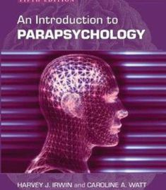 Parapsychology pdf forbidden the