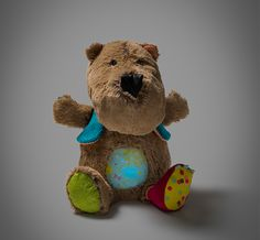 Lilliputiens | César the bear | musical nightlight